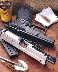 Limpieza y Mantenimiento de Armas
